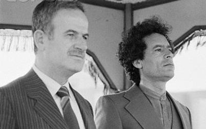 نص تصريح العقيد معمر القذافي في مطار دمشق في 16 تشرين الثاني 1970