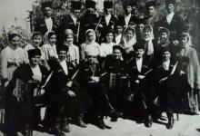 صورة د. عادل عبد السلام (لاش) –الشركس في مهرجان القطن الأول
