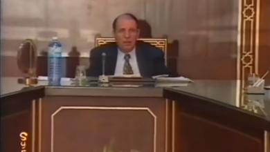 اجتماع لحكومة محمود الزعبي