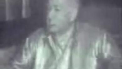 صورة فخري البارودي وعيد الجلاء  17 نيسان 1946