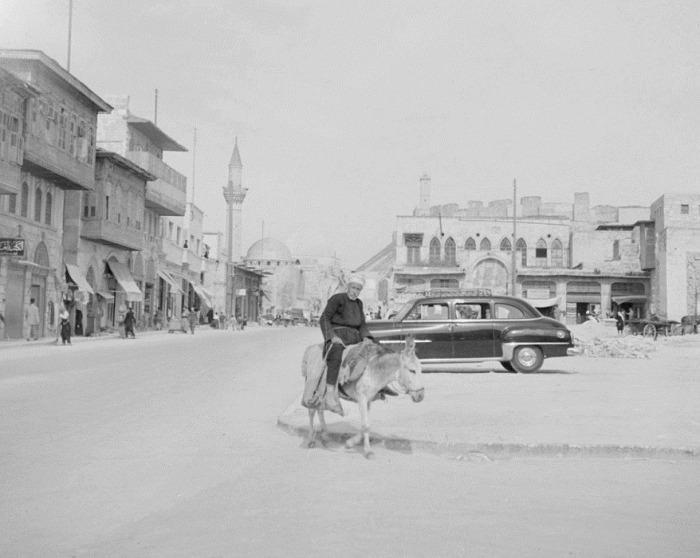 حلب عام 1950