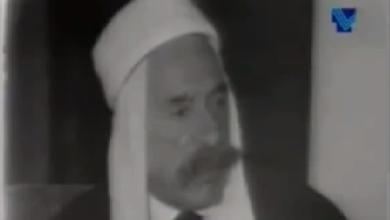 مقابلة خاصة مع (سلطان باشا الاطرش) عام 1961