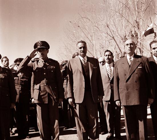 سورية في فترة الوحدة 1958-1961