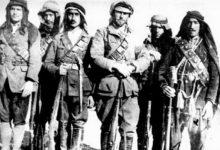 صورة الموقف الألماني من الثورة السورية الكبرى