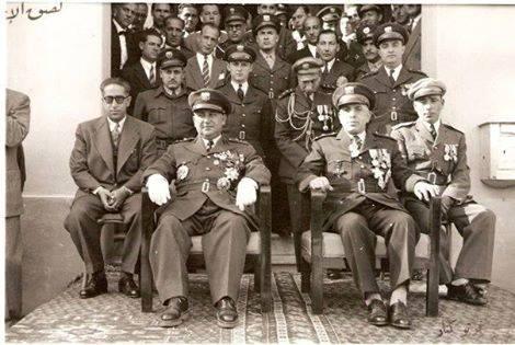 الجلاء و إنقلابات العسكر  1946 - 1958