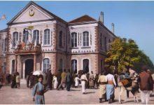 صورة دمشق- احتفالات دمشق / دار البلدية