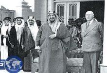 صورة قصة سوري أصبح المستشار الخاص للملك السعودي المؤسس