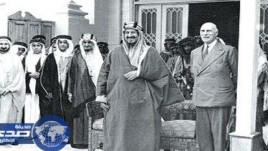 قصة سوري أصبح المستشار الخاص للملك السعودي المؤسس