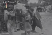 صورة وثائقي ألماني يصور حلب ودمشق عام 1914 1918