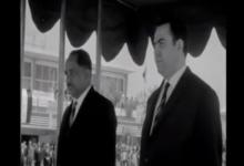صورة قحطان الشعبي،أول رئيس لجمهورية اليمن الجنوبية والرئيس نور الدين الأتاسي
