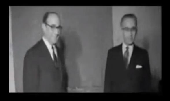 فيديو نادر للرئيس ناظم القدسي عام 1962