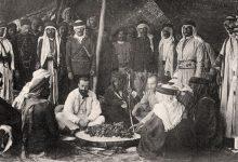 صورة 1914: البريطانيون يحصلون على رخصة لاستخراج النفط من وادي اليرموك