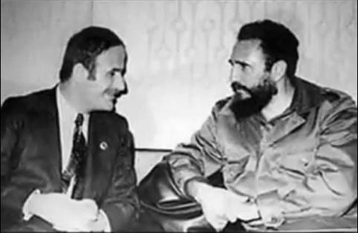 العلاقات السورية- الكوبية