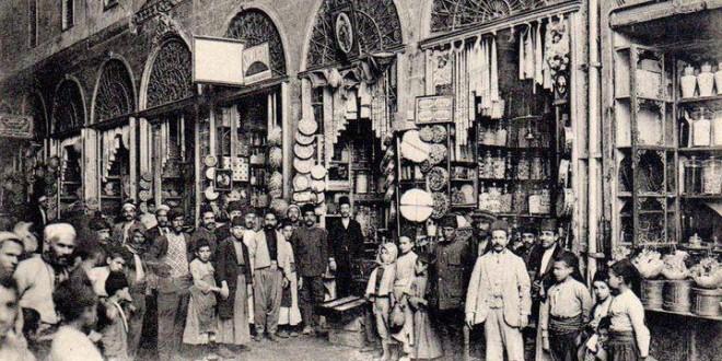 التجارة والاقتصاد في سورية