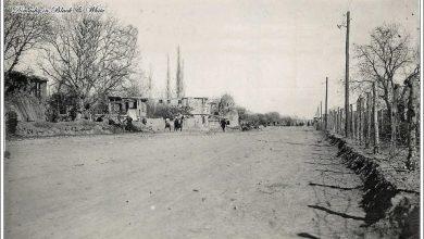 شـــــارع بغــــداد في عام 1924 ....