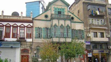 دمشق: مدرسة الفيحاء