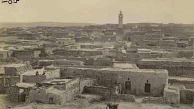 صورة درعا البلد عام 1917