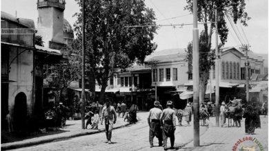 فندق دمشق 1928