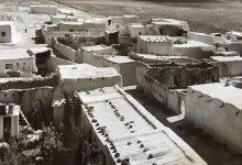 صورة قرية عسيلة (ينم) عام 1957