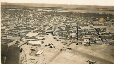 صورة دير الزور ١٩٣٣