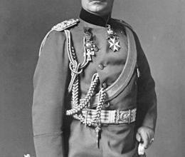 خطاب الإمبراطور فيلهلم الثاني في بلدية دمشق عام 1898