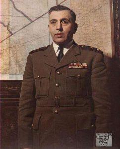 انتخاب أديب الشيشكلي رئيساً عام 1953