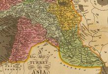 صورة هاني سكرية: التقسيمات الإدارية لولاية سورية 1908 م