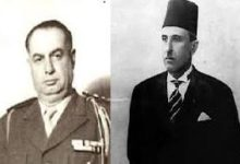 صورة بلاغ ضباط انقلاب حسني الزعيم إلى شكري القوتلي 1949