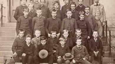 صورة المدارس العثمانية الرسمية في سورية قبل وبعد عام 1908