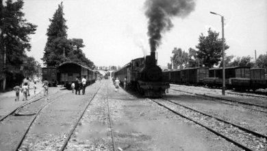 صورة الاتفاق الفرنسي – الالماني حول الخطوط الحديدية في سورية عام 1914
