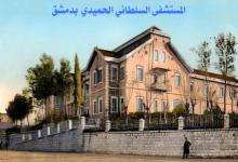 صورة عماد الأرمشي: وثائقي المشفى الحميدي / الغرباء / المستشفى الوطني 1