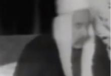 صورة مقابلة تلفزيونية مع سلطان باشا الاطرش