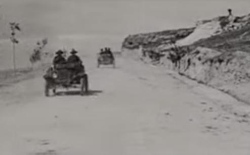 فيلم وثائقي, سيارات مسلحة تتجه الى حلب 1918