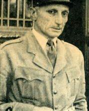 صورة بلاغ الجنرال الفرنسي أوليفاروجيه 28 أيار 1945م