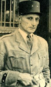 بلاغ الجنرال الفرنسي أوليفاروجيه 28 أيار 1945م