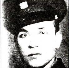 صورة شهادة الشهيد الحي محمد مدور حول مجزرة البرلمان 1945