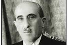 صورة انتخاب شكري القوتلي رئيساً في 1943