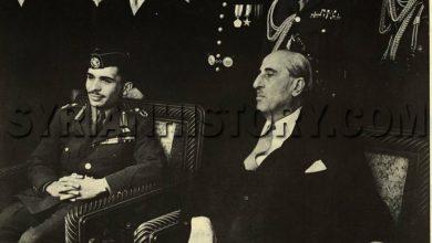 السفراء السوريون في الأردن