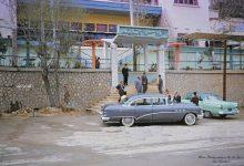 صورة دمشق : مقهى الفردوس الجديد ~ طريق بيروت1961