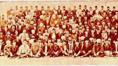 صورة عمرو الملاّح : نواب مناطق بلاد الشام في مجلس النواب العثماني (المبعوثان) 1908-1912