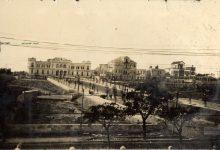 صورة دمشق- محطة الحجاز~1910s