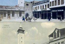 صورة صورة باب شرقي في دمشق بين 1900 – 1920