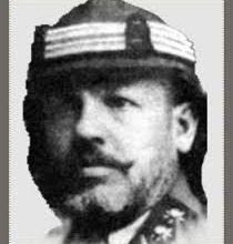 بلاغ رضا الركابي إلى أهالي حلب 1919