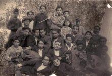 صورة أول فرقة موسيقية أرمنية في مدينة حلب شكلها الارمن المهاجرين بعد المجازر عام 1924