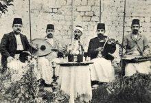 صورة إحدى الفرق الموسيقية في مدينة حلب عام 1915