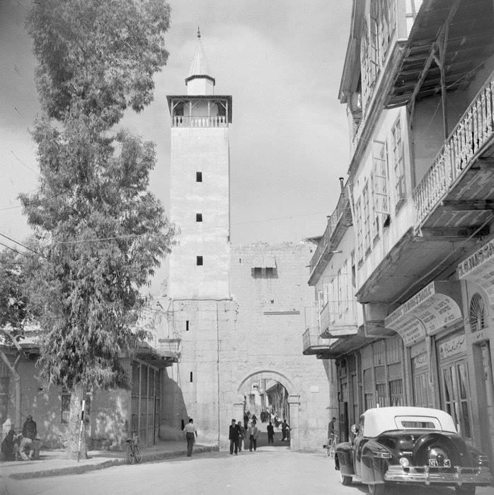 دمشق- باب شرقي 1950
