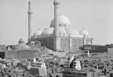 صورة مسجد خالد بن الوليد بحمص مطلع القرن العشرين
