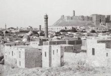 صورة حلب بداية القرن العشرين