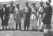 صورة مهندس ألماني مع مجموعة من التركمان في الشمال الغربي من حلب 1910