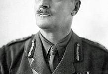 صورة برقية اللورد اللنبي إلى الملك فيصل بن الحسين 1920